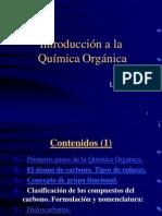 09 Intr. qu�mica org�nica