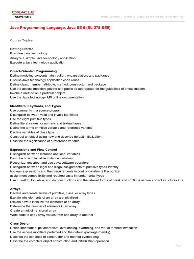 Java Programming   Method (Computer Programming)   Java