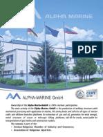 ALPHA-MARINE GmbH