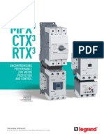 LEGRAND CTX3 MPX3 RTX3