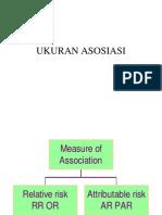 Ukuran asosiasi2004.ppt