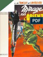 Tanguy Et Laverdure 05 - Mirage Sur L'Orient