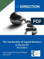 Tax Liberation Days 2013
