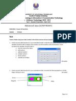 Advanced Java (ICTST40204)