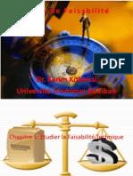 Etude de Faisabilité Ch 5