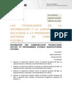 Sistema Fabricacion Flexible