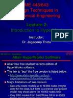 Lecture 2-Hypermesh