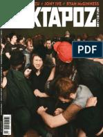 Juxtapoz Art Culture Magazine 2015-01.Bak