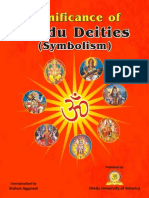 Significance of Hindu Deities Symbolism English