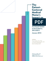 Patient-Centered Medicabnjl Homes Impact on Cost and Quality