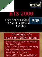 BTS 2000 Bus Transfer System