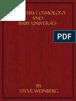 Quantum Cosmology and Baby Universes~tqw~_darksiderg