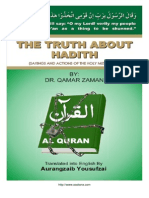 The Truth About Hadith
