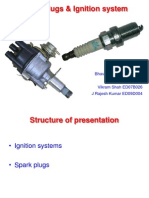 Spark Plugs & Ignition System