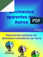 Movimentos Aparentes Dos Astros