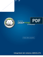 Deep Freeze Standard Guia Del Usuario