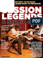 Bass Player Magazine Session Greats