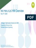 PE IOS HW Presentation 020309