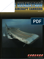 Concord Publication 1040 Kiev and Kuznetsov - Russian Aircraft Carriers