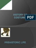 Lecture 1 Prehistoric Hoc