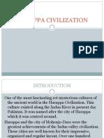 Lecture 2 Harappa Civilization