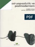 Madan Sarup - Postyapısalcılık Ve Postmodernizm - Bilim Ve Sanat