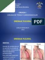 Drenaje Pleural