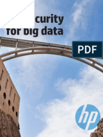 Big Security for Big Data