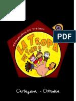 Dossier La Tropa de Trapo Teatro de Titeres Lambe-lambe