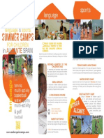 Summer Camps Children Spain Alicante2015