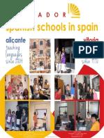 Spanish Language Schools in Spain Zador