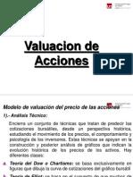 Valuacion de Acciones