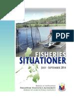 Fishery Situationer Jan-September 2014