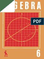 Algebra 6 Kl. [Red. Teliakovskis] (1986)