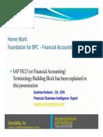 BpcFinance Terminology