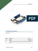 Yun Shield User Manual v1.0