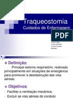 traqueostomia  semiologia