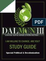 Specpol Study Guide - Dalmun III