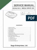 Sega 32X 1 of 2 A4