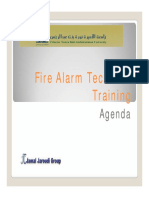 PNU Fire Alarm System Training