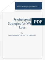 Psychological Strategies