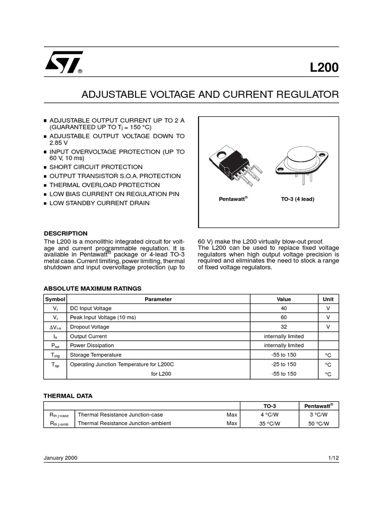 L200 App Battery Charger Electrical Engineering Lead Acid By