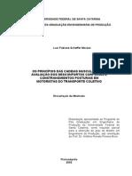 Os Principios Das Cadeias Musculares Na Avaliação_ PDF