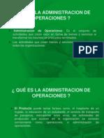 Operaciones i Agosto 2012