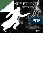 Blade Runner Sketchbook (1982)