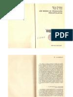 Los modos de producción precapitalistas. Capítulo 3