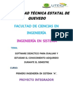 Software Didactico Pis 2