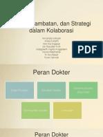 Peran, Hambatan, Dan Strategi Dalam Kolaborasi HG2