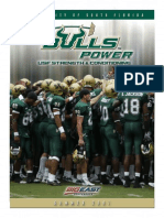 USF Football Strenght and Conditioning 2007