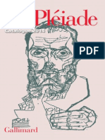 Catalogue Pleiade 2014